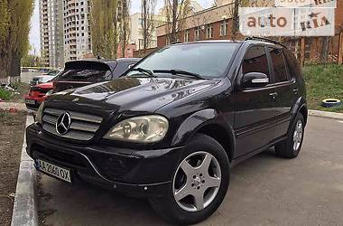 Mercedes-Benz ML 55 AMG  2002