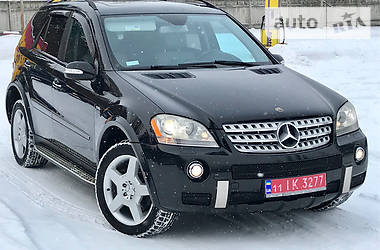 Mercedes-Benz ML 55 AMG 5.5 CELUY 2008