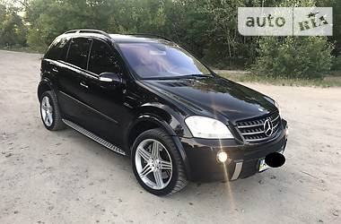 Mercedes-Benz ML 63 AMG  2006