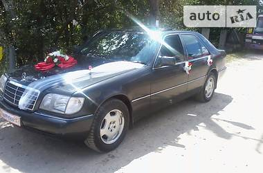 Mercedes-Benz S 140 1994