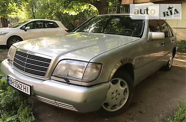 Mercedes-Benz S 140 S500 1993