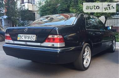 Mercedes-Benz S 140 1995