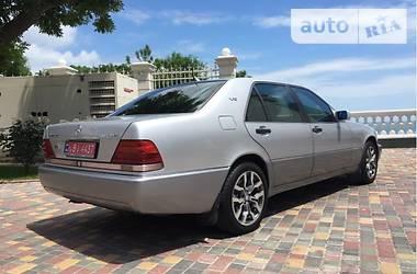 Mercedes-Benz S 140 Long 1993