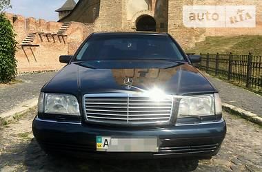 Mercedes-Benz S 140 long 1998
