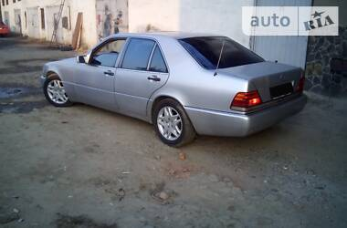 Mercedes-Benz S 140  1992