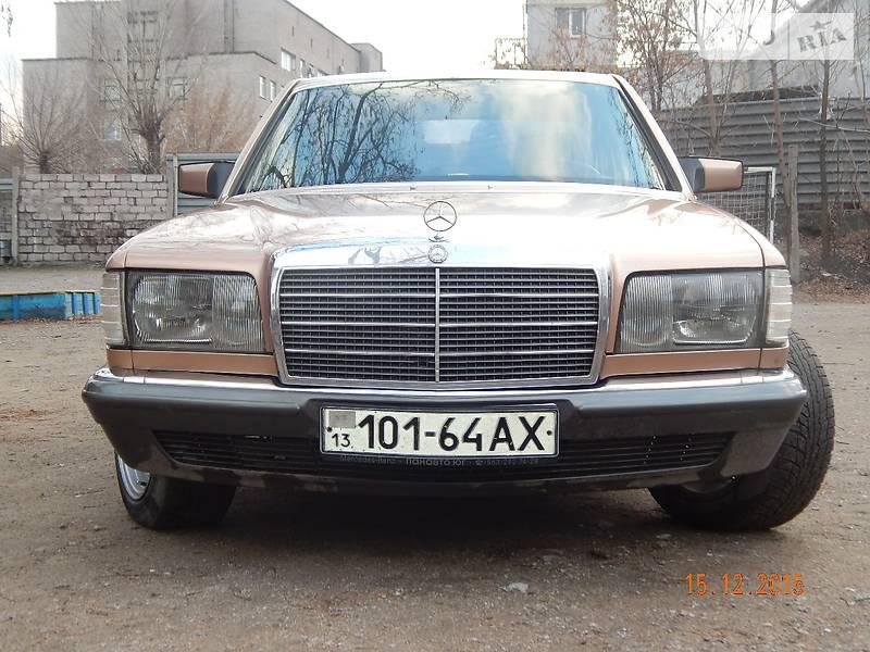 Mercedes-Benz S 280