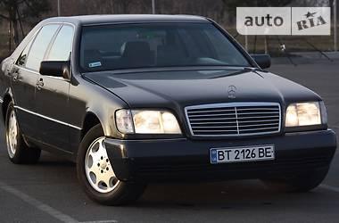 Mercedes-Benz S 300  1992