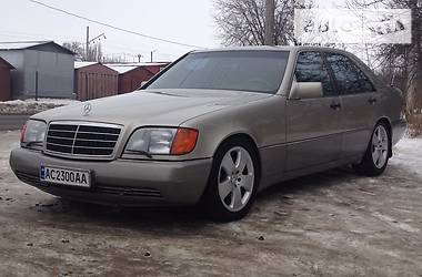 Mercedes-Benz S 300  1993