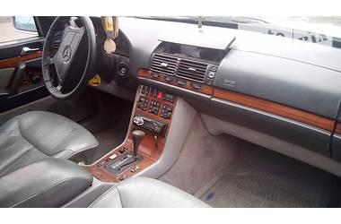 Mercedes-Benz S 320 1992