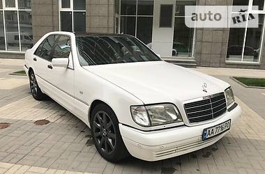 Mercedes-Benz S 320 LUXURY 1996