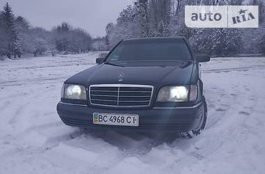Mercedes-Benz S 320 Long 1997
