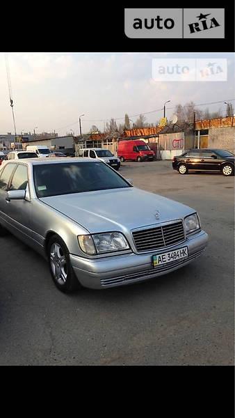 Mercedes-Benz S 320 1997 року