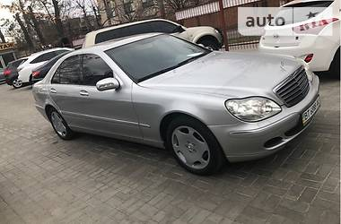 Mercedes-Benz S 320  2003