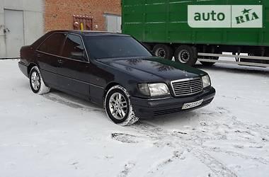 Mercedes-Benz S 320 president 1993