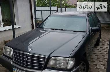 Mercedes-Benz S 320  1994