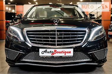 Mercedes-Benz S 350 S65 Stailing  2015