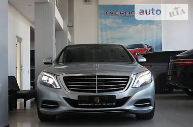 Mercedes-Benz S 350 Bluetec Brilliant 2013