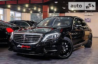 Mercedes-Benz S 350 AMG 350  2015