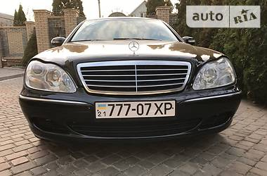 Mercedes-Benz S 350 Long 2004