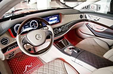 Mercedes-Benz S 350 AMG DESIGNO 2015