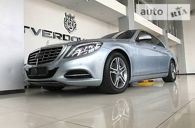 Mercedes-Benz S 350 Bluetec Brilliant 2013