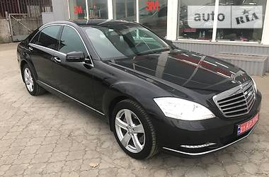Mercedes-Benz S 350 MATIC 2013
