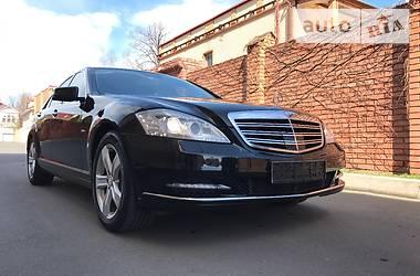 Mercedes-Benz S 350 bluetec 2012