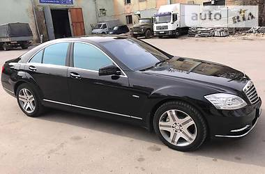 Mercedes-Benz S 350 4 MATIC BlueEFFICIEN 2011