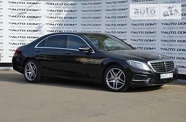 Mercedes-Benz S 350 350D AMG 4-MATIC L 2015