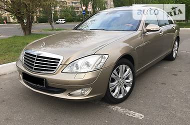 Mercedes-Benz S 350 LONG 4MATIC 2008