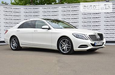 Mercedes-Benz S 350 LONG 4-MATIC 2015