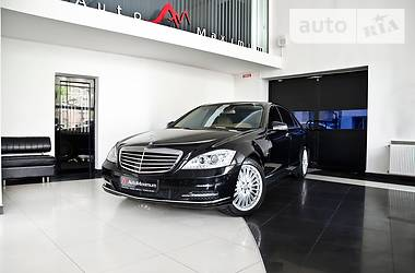 Mercedes-Benz S 350 CDI 4matic 2011
