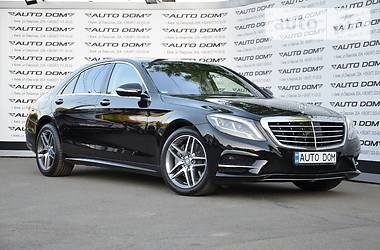 Mercedes-Benz S 350 AMG 4-MATIC 3-D Burm 2016