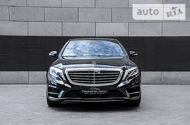 Mercedes-Benz S 350 d 4MATIC L 2016