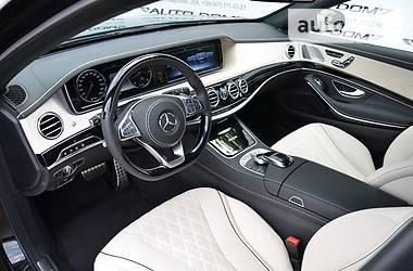 Mercedes-Benz S 350 4-MATIC LONG 2017