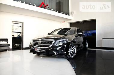 Mercedes-Benz S 350 d AMG 4matic LONG 2016