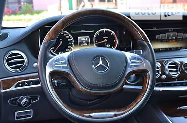 Mercedes-Benz S 350 long 2013