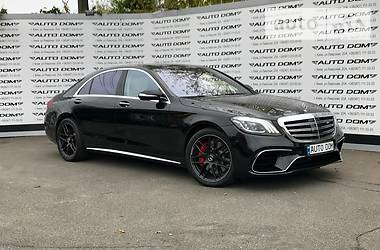 Mercedes-Benz S 350 S63 RESTYLE  2017