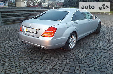 Mercedes-Benz S 350 4MATIC LONG  2007
