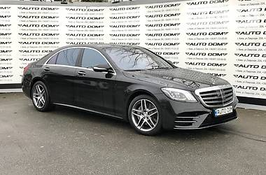 Mercedes-Benz S 350 S400d AMG Long 4-m 2017