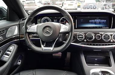 Mercedes-Benz S 350 AMG 4Matic Long  2015