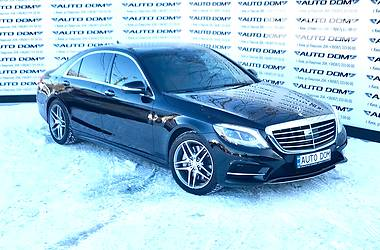 Mercedes-Benz S 350 4-matic AMG long 2015