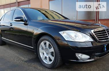 Mercedes-Benz S 350 Long 2009