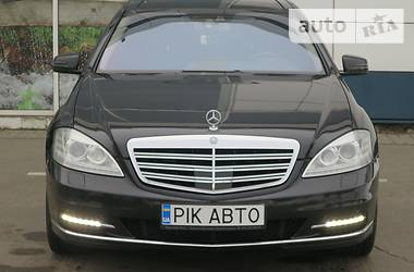 Mercedes-Benz S 350 Long AMG Bluetec 2011