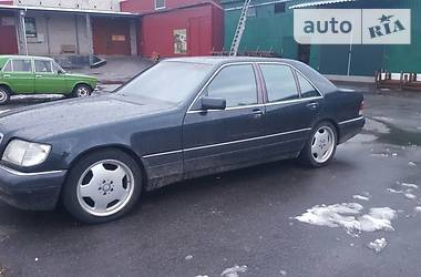 Mercedes-Benz S 420 S 140 1997