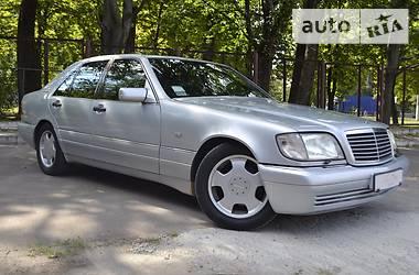 Mercedes-Benz S 420 w140 4.2v8 1995