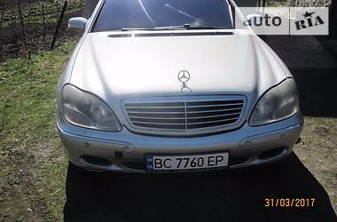 Mercedes-Benz S 430  1999