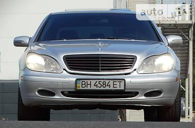 Mercedes-Benz S 430  FULL 2000