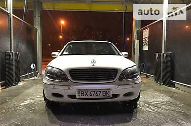 Mercedes-Benz S 430 LONG 2001