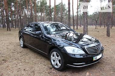 Mercedes-Benz S 500 4 Matic 2009